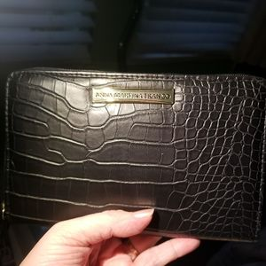 Handbags - Anna Martina Franco Brand New Wallet